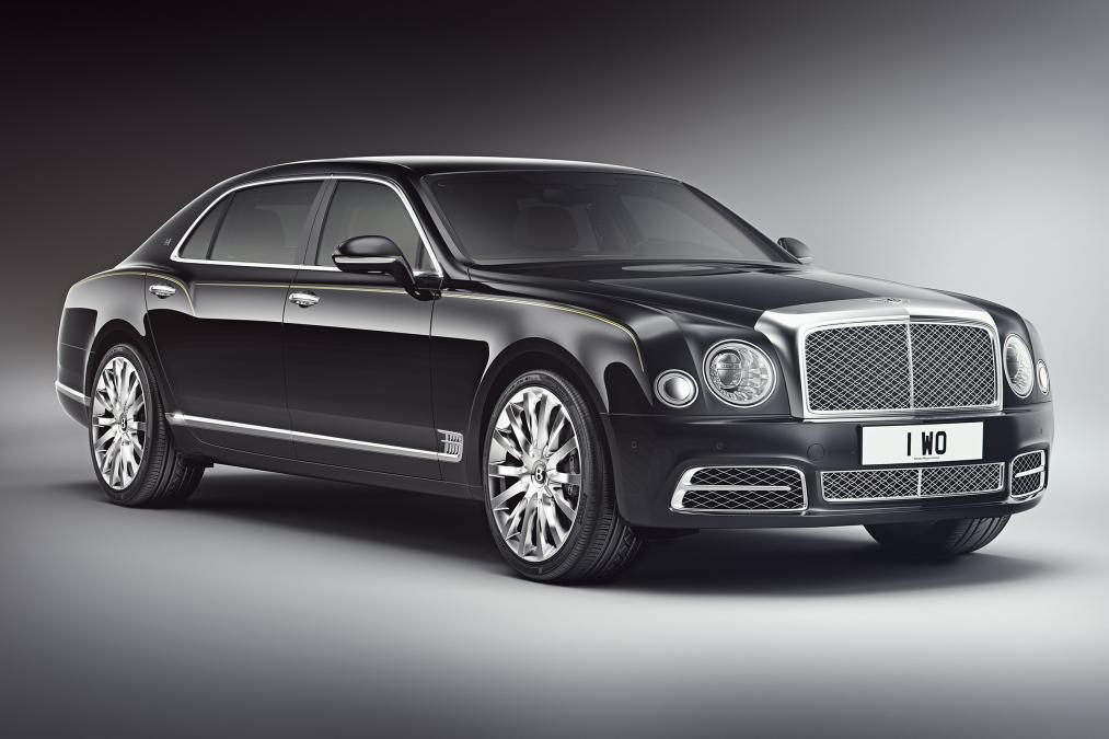 2020 bentley mulsanne extended wheelbase limited edition 1
