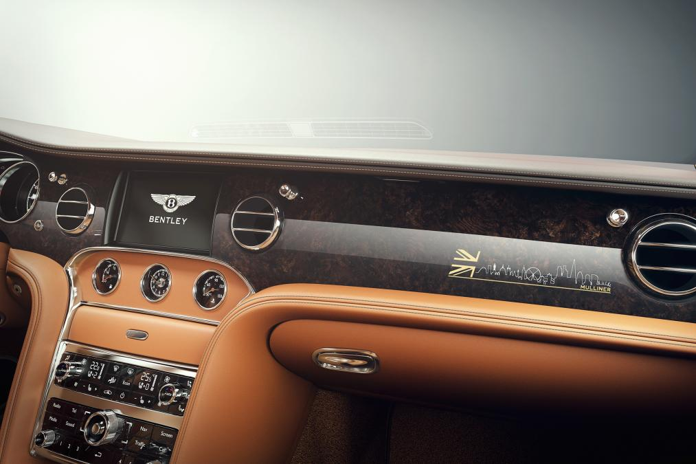 2020 bentley mulsanne extended wheelbase limited edition 2