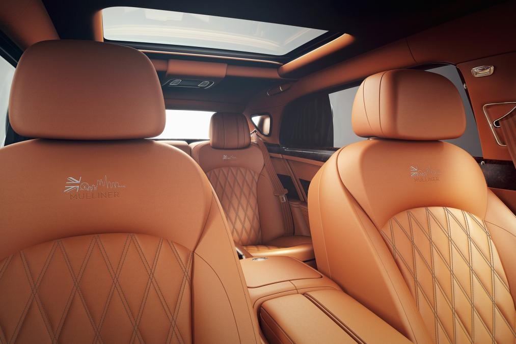 2020 bentley mulsanne extended wheelbase limited edition 3
