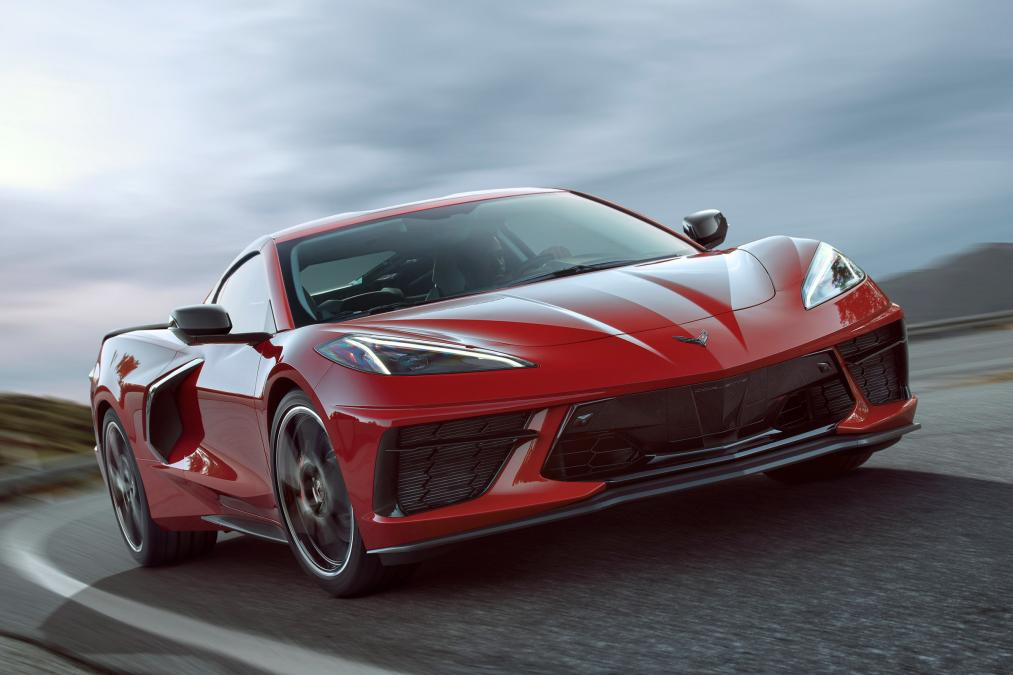 2020 chevrolete corvette 2