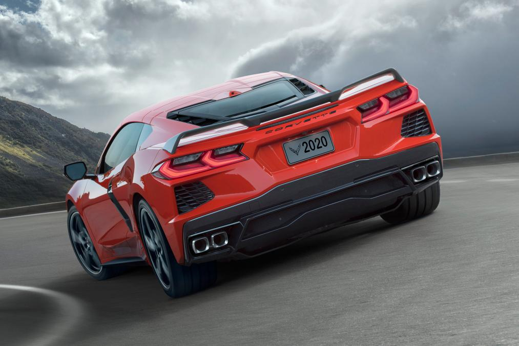 2020 chevrolete corvette 3