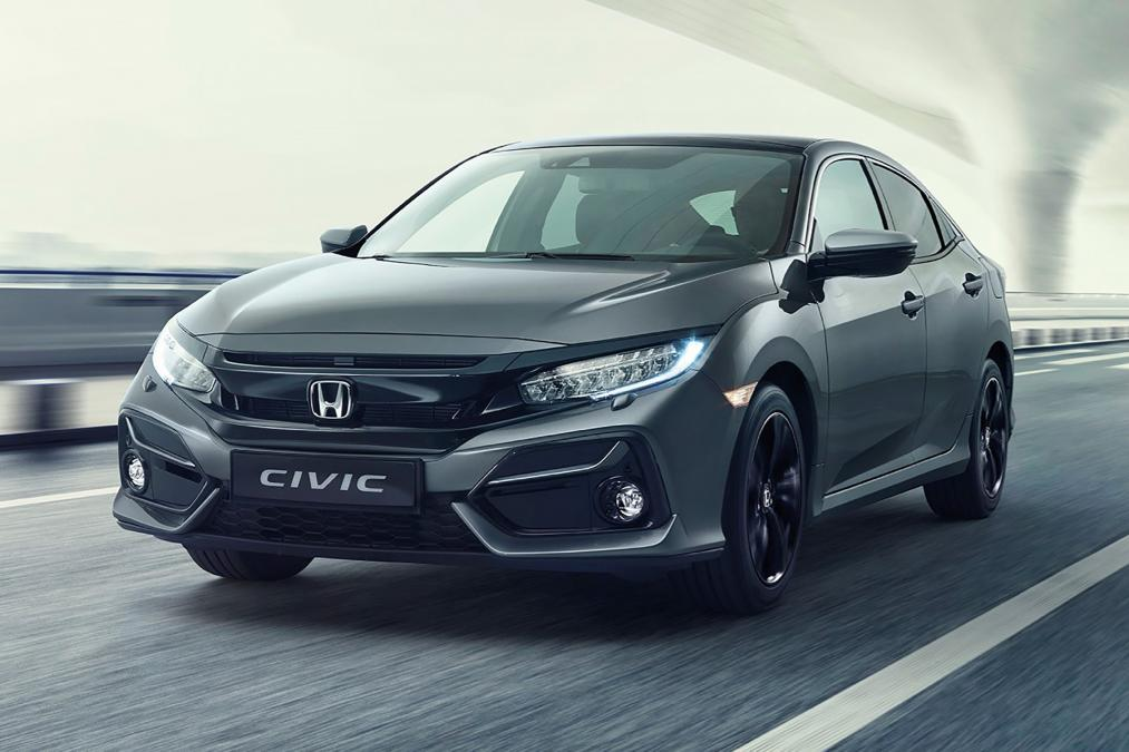 2020 honda civic 1