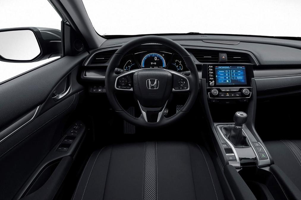 2020 honda civic 3