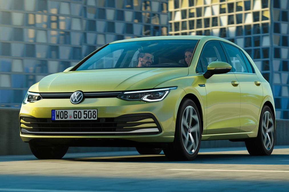 2020 volkswagen golf 8 2