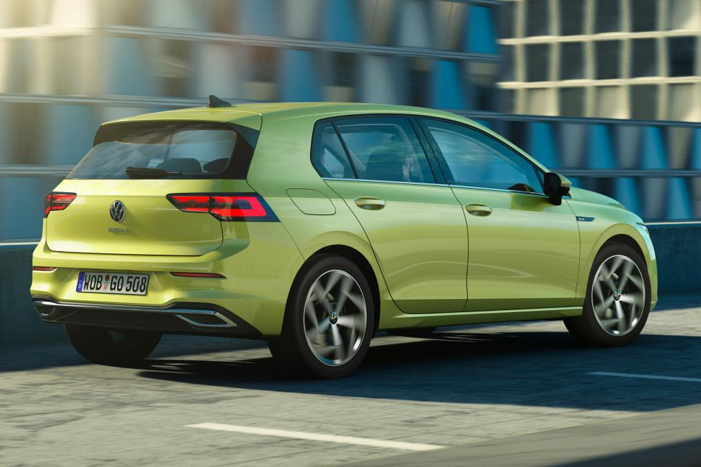 2020 volkswagen golf 8 3