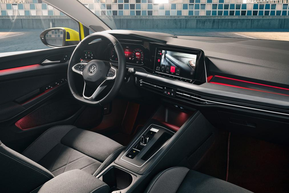 2020 volkswagen golf 8 4