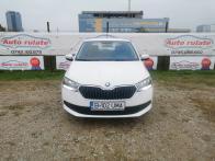 Auto rulate Bucuresti-Skoda-Fabia