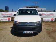 Auto rulate Bucuresti-Vw-Transporter