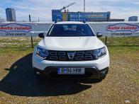 Auto rulate Bucuresti-Dacia-Duster