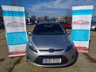 Auto rulate Bucuresti-Ford-Fiesta